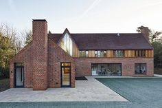 Pennycroft, Buckinghamshire by Napier Clarke  five-bedroom house has updated William Morris's legacy, says Owen Hopkins
