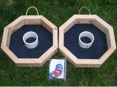 Instructions of lots of yard games                                                                                                                                                                                 More