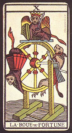 """""""Grimaud"""" (France)  deck """"Tarot of Marseilles"""", c.1889  reprint of deck 1748 edition by Arnoult. http://www.wikihow.com/Conduct-a-Tarot-Reading"""
