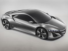 Acura Advanced Sports Car | http://my-sport-car-collections.blogspot.com