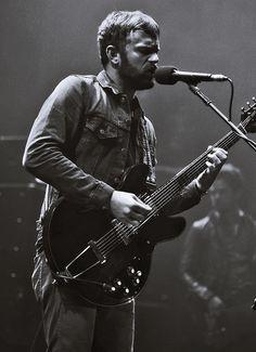 Caleb Followill - Kings Of Leon