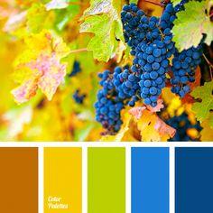 Olive Green and Orange Color Palette Neon Color Palette, Color Schemes Colour Palettes, Orange Color Palettes, Color Combos, Blue Palette, Colour Palette Autumn, Grape Color, Color Blue, Style Deco