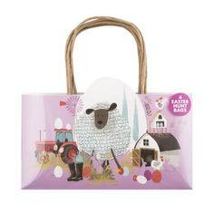 Easter Hunt Bags 4Pk Easter Hunt, Bags, Handbags, Bag, Totes, Hand Bags