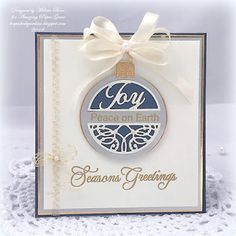 Creating from the Heart: INTRODUCING AMAZING PAPER GRACE - A CHARMING CHRISTMAS | BLOG HOP