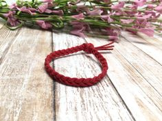 Braided Diffuser Suede, Essential Oil, Aromatherapy, Braided Bracelet, Suede Bracelet, Diffuser Oil, Diffusing Jewelry, Red Suede Bracelet by naturesloveshop on Etsy
