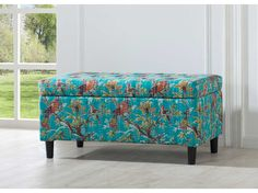 FREE SHIPPING! Kantha Entryway Storage Bench by JenTayHome on Etsy