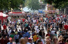 Nebraska State Fair | nebraska state fair crowd