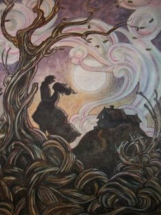 kathy and heathcliff // wuthering heights - my favorite love story!