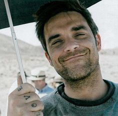 Robbie Williams.... One of my favourite pics!