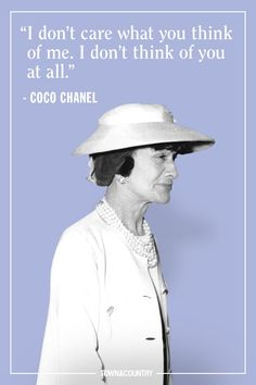 ideas fashion quotes love coco chanel for 2019 Fashion Quotes: The 40 Most Beautiful Sayings from Well-known DesignersSaying of the day by Karl Lagerfeld. More beautiful fashion quotes from Coco Chanel, Christian Louboutin, Yves Motivacional Quotes, Happy Quotes, Woman Quotes, Great Quotes, Quotes To Live By, Positive Quotes, Funny Quotes, Inspirational Quotes, Quotes Women