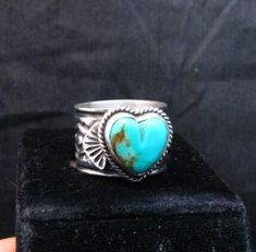 ' That's how turquoise was called by some Native American tribes. Wearing pieces of sky in a turquoise necklace is a provocative and attractive idea. Jewelry Tags, Beaded Jewelry, Silver Jewelry, Unique Jewelry, Navajo Jewelry, Gold Jewellery, Jewelery, Silver Rings, Grandmother Jewelry