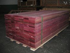 Purpleheart Hardwood   Accent For KIT Purple Heart Wood, Purple Hearts,  Purple Home,