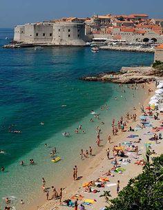 Dubrovnik, Croatia. Yes please