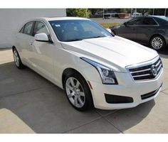 Cadillac Ats Coupe 2014 Cadillac ATS White – Top Car Magazine