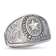 Texas State University Ring _ I can't wait for mine next year.. and getting to christen it in the river that runs through campus.