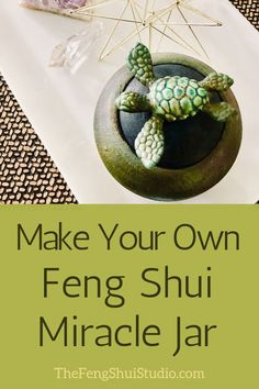 Inner Feng Shui I have solved troublesome problems using my Feng Shui Miracle Jar. A Miracle Jar is a way to use your Inner Feng Shui. Feng Shui Basics, Feng Shui Rules, Feng Shui Items, Feng Shui Principles, Feng Shui Art, Feng Shui Energy, Feng Shui 2019, Feng Shui Dicas, Consejos Feng Shui