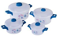 WalterDrake 8 Pc Butterfly Microwave Pot Set * Want to know more, click on the image.