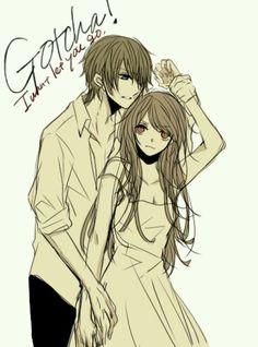 Imagen de anime, manga, and couple
