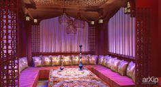 Комната отдыха в ресторане: интерьер, восточный, марокканский стиль, комната отдыха, зона отдыха, ресторан, кафе, бар, 20 - 30 м2 #interiordesign #moroccan #lounge #sittingarea #restaurant #cafeandbar #20_30m2 arXip.com