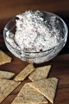 Beef & Horseradish Dip - Her View From Home Paula Deen Corn Salad Recipe, Corn Salad Recipes, Corn Salads, Appetizer Dips, Appetizer Recipes, Roast Beef Roll Ups, Horseradish Dip, Recipe Box, A Food