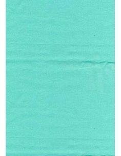 Tecido Liso Azul Tiffany Tricoline 100% Algodão Ref 20091