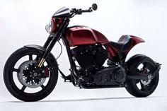 Michelin будет поставлять шины для Arch Motorcycle KRGT-1