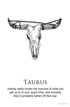Taurus - Shitty Horoscopes Book I: Such Terrible Things by musterni