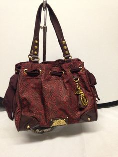 Juicy Couture Daydreamer Bag NWT $228 #JuicyCouture #ShoulderBag