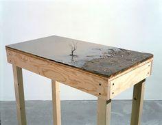 "Michael Ashkin ""No. Contemporary Sculpture, Contemporary Art, Landscape Model, Small World, Installation Art, Textures Patterns, Love Art, Inspiration, Wood"