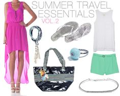 Palm Beach Lately: Style: Palm Beach By Alene Too's Summer Travel Essentials