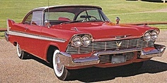 1958 plymouth - mid 50's are still the best !