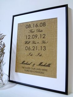 Rustic Wedding Sign on Burlap by BurlapArtByElizabeth on Etsy https://www.etsy.com/listing/98089359/rustic-wedding-sign-on-burlap
