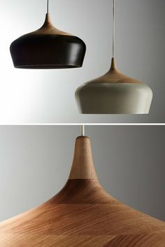 Lamp Coco by design label Coco Flip. Interior Lighting, Home Lighting, Modern Lighting, Lighting Design, Pendant Lighting, Dining Lighting, Pendant Lamps, Light Fittings, Light Fixtures