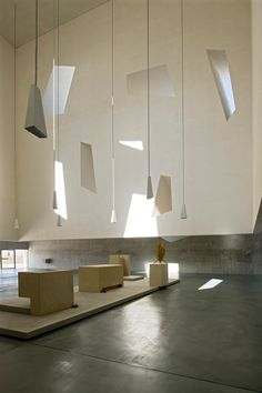 Gallery of New Church in Foligno - Doriana e Massimiliano Fuksas / - 4