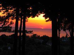 Egg Harbor Sunset