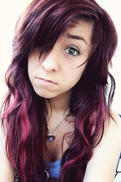 christina grimmie / hair!