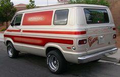 """""""Fu Vanchu"""" custom 70's van Gmc Vans, Old School Vans, Dodge Van, Vanz, Cool Vans, Custom Vans, Camper Van, Van Life, Recreational Vehicles"""