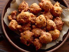 Jalapeno Hushpuppies Recipe : Trisha Yearwood : Food Network - FoodNetwork.com