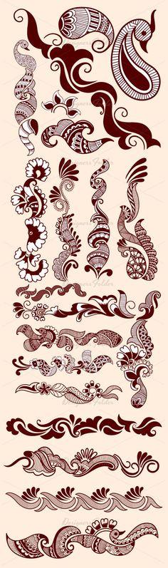 awesome Mehandi Designs - Mehndi Design Inspiration