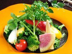 銀座 懐石創作料理 【 囃shiya 】 野菜 ランチ ワイン