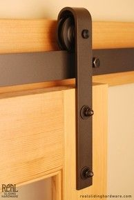 DIY barn door can be your best option when considering cheap materials for setting up a sliding barn door. DIY barn door requires a DIY barn door hardware and a Sliding Barn Door Hardware, Sliding Doors, Door Latches, Gate Hardware, Window Hardware, The Doors, Entry Doors, Interior Barn Doors, Barn Wood