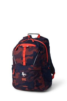 ClassMate+Medium+Backpack+-+Print+from+Lands'+End