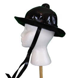 1960s Vintage Emme Vinyl Rain Hat by nelsonbridge on Etsy, $89.00