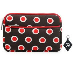 Leader Tablet (7 Inch Tablet) Red Polka Dot Neoprene Sleeve with external zipper compartment pocket for extra Accessories. Includes NuVur ™ keychain. (ND07PGR1) by Kroo. $8.99. Protect your investment from minor bumps, scratches and debree with this one of a kind sleeve case, made from the finest quality materials with Style and Durability in mind. Fits your Leader Tablet 7 inch Tablet. Includes NuVur ™ keychain.