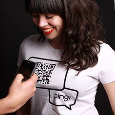 37 Creative Ways To Use QR Codes In Your Mobile Marketing Strategy [Video]   Free Internet Marketing Tips And Tools