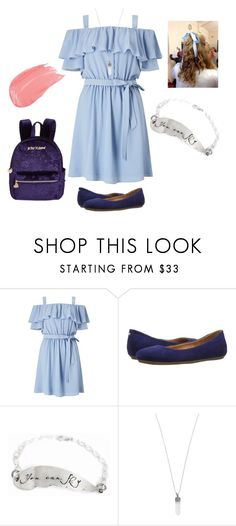 """""""Light blue"""" by maria-eugenia-i on Polyvore featuring Miss Selfridge, Naturalizer, Marc Jacobs and Betsey Johnson"""