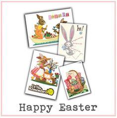 Happy Easter ! #inspiration #design #art #retro