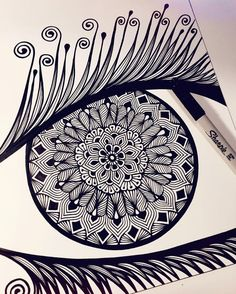 1000 idées sur le thème Mandalas sur Pinterest | Fleur Mandala ...