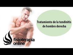 Tratamiento de la tendinitis de hombro o supraespinoso izquierdo - YouTube