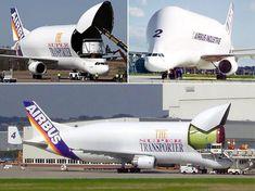 Airbus Super Guppy Super transporter